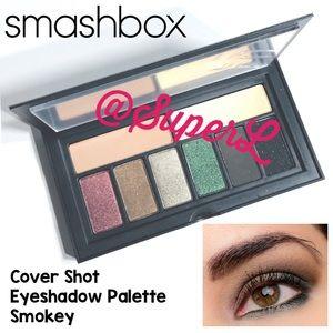 2/$40 SMASHBOX Cover Shot Eye Eyeshadow Smokey